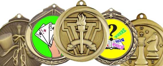 Achievement and Activities Medals Category Image
