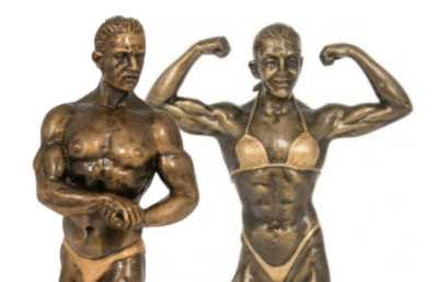 Bodybuilding Trophies Category Image