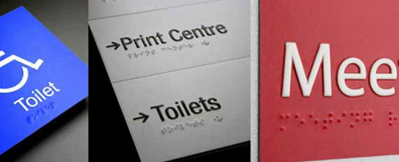 Braille Signage Category Image