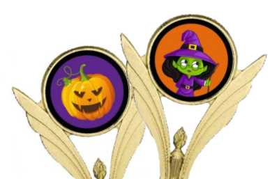 Halloween Trophies Category Image