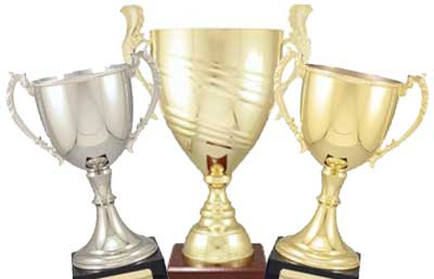 Metal Trophy Cups Category Image