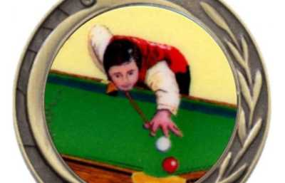 Snooker, Pool, & Billiards Medals Category Image