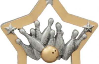Ten Pin Bowling Trophies Category Image