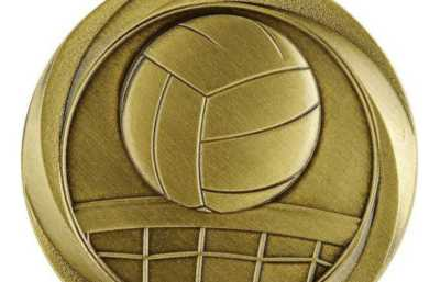 Volleyball Medals Category Image