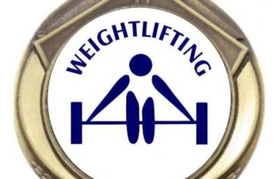 Weightlifting Medals Category Image